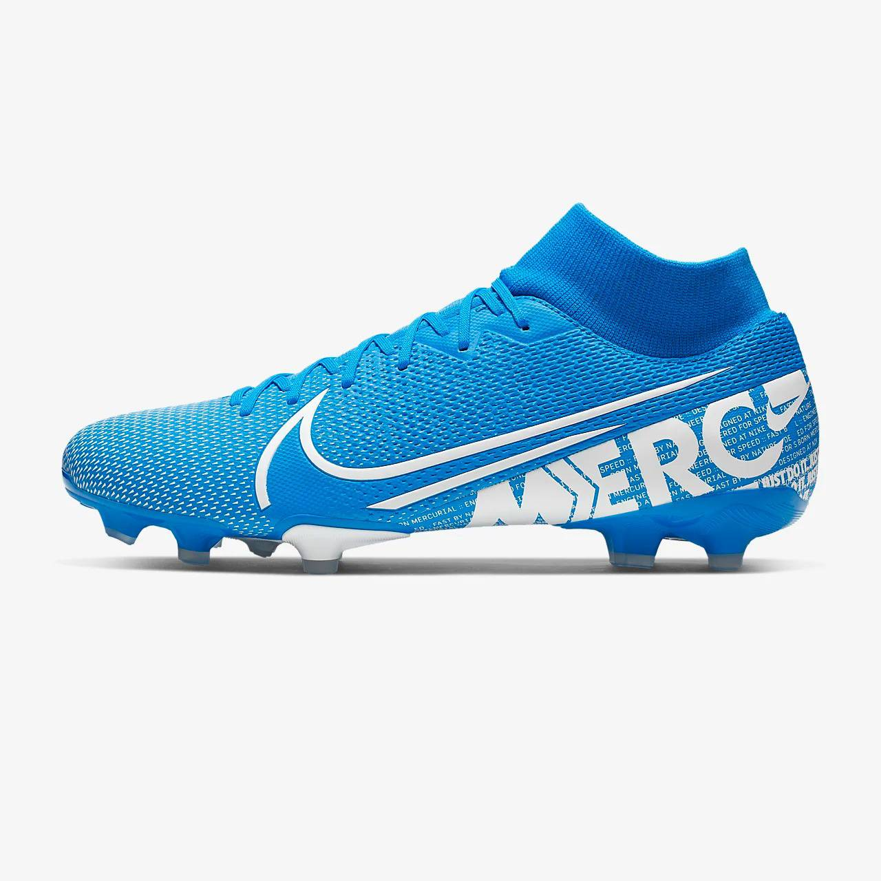 Футбольные бутсы Nike Superfly VII Academy FG/MG AT7946-414 SR